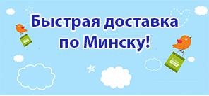 Быстрая доставка по Минску!