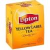 """Чай черный пакетированный """"Lipton"""" Yellow label"""