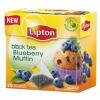 "Чай ""Lipton"" Blueberry Muffin черный"