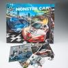 Альбом с наклейками Create your Monster Cars