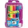 Цветные карандаши Color Peps + точилка + ластик + простой карандаш