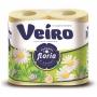 Бумага туалетная Veiro Floria