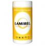 Чистящие салфетки для поверхностей Lamirel в тубе (100 шт.)