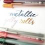 Ручка гелевая Gelly Roll Metallic