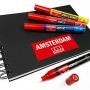"Скетчбук для акрила ""Amsterdam"""