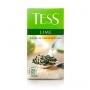 """Чай """"Tess"""" Лайм зеленый пакетированный"""