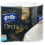 Бумага туалетная Gold Orchidea