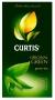 """Чай """"Curtis"""" зеленый, пакетированный"""