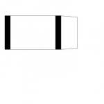Обложка для дневника и тетрадей с клапаном