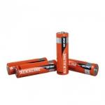 Батарея гальваническая щелочная (alkaline) LR6, 6шт