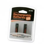 Батарея аккумуляторная Ni-Mh  900мА/ч (2 шт)
