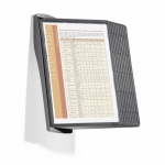 Стойка информационная настенная SHERPA STYLE WALL 10