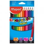 Цветные карандаши Color'Peps Maxi