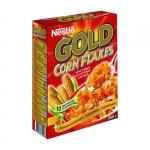 Хлопья кукурузные хрустящие NESTLE GOLD Corn Flakes