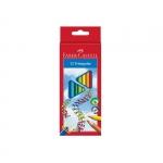 """Цветные карандаши """"Faber-Castell"""" треугольные"""