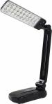 Светильник настольный ЭРА NLED-421 черный светодиодный с аккумулятором