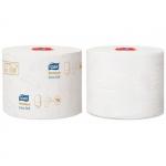 Бумага туалетная TORK Premium Т6 в миди рулонах ультрамягкая