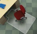 Защитное покрытие для пола 120х90(для коврового покрытия)