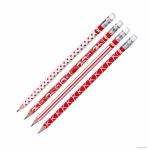"карандаш простой""Grafitos Red and White"" HB с ластиком"