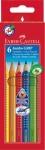 Набор цветных карандашей JUMBO GRIP