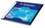 диск CD 700 Мб 52х Extra Protection Verbatim Slim
