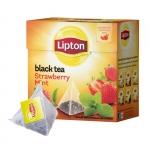 Чай Lipton Strawberry Mint