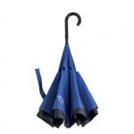 Зонт-трость реверсивный