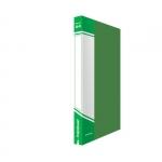 папка А-611 скоросшиватель пластик inФормат- зеленый