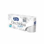 Бумага туалетная White Orchidea