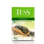 """Чай зеленый листовой """"Tess"""" Стайл"""