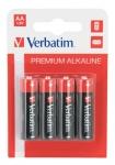 Батарея гальваническая щелочная (alkaline) 1,5 V LR6 (АА) 4шт