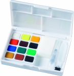"""Краски акварельные """"Koi Water Colors """" 12 цв."""