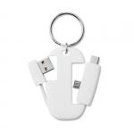 "Кабель-брелок с USB ""Kirbud"""