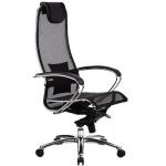 Кресло для руководителя METTA SAMURAI S1 BLACK