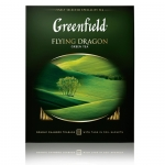 "Чай зеленый пакетированный ""Greenfield"" Флаинг Драгон"