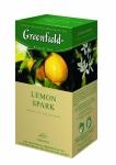 """Чай """"Greenfield"""" Lemon Spark черный с ароматом лимона"""