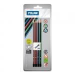 "Набор карандашей ""Milan"" + ластик"