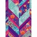 Тетрадь А4 Цветочная палитра