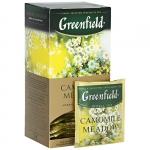 """Чай """"Greenfield"""" Rich Camomile с ароматом ромашки"""