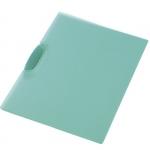 Папка с клипом Panta Plast зеленая