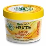 """Маска для волос Fructis """"Банан. Superfood. Экстра Питание"""""""