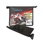 """Папка-конверт """"Moto racing"""", А5, молния, пластик"""