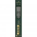 """Грифель для цангового карандаша """"TK"""", 2B, 2,0 мм, 10 шт."""
