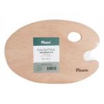 """Палитра """"Pinax"""" деревянная овальная"""