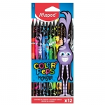 "Цветные карандаши ""Color' Peps Monster"""