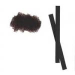"""Faber-Castell Мелок профессиональный """"PITT Monochrome"""" черный, мягкий"""