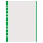 Папка-карман с цветной перфорацией