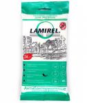 Чистящие салфетки для экранов антибактериальные Lamirel (24 шт)