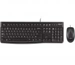 Комплект клавиатура+мышь MK120 Logitech