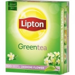 """Чай """"Lipton"""" Jasmine Flower зеленый пакетированный"""
